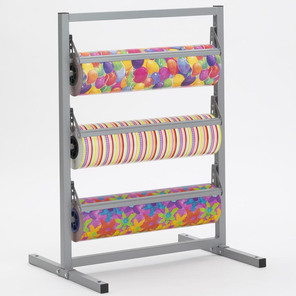 Kraft Paper Deck Tower - 3 Roll Deck Tower Rack