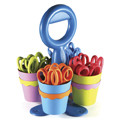 WESTCOTT® School Scissor Caddy Sets - CLEARANCE