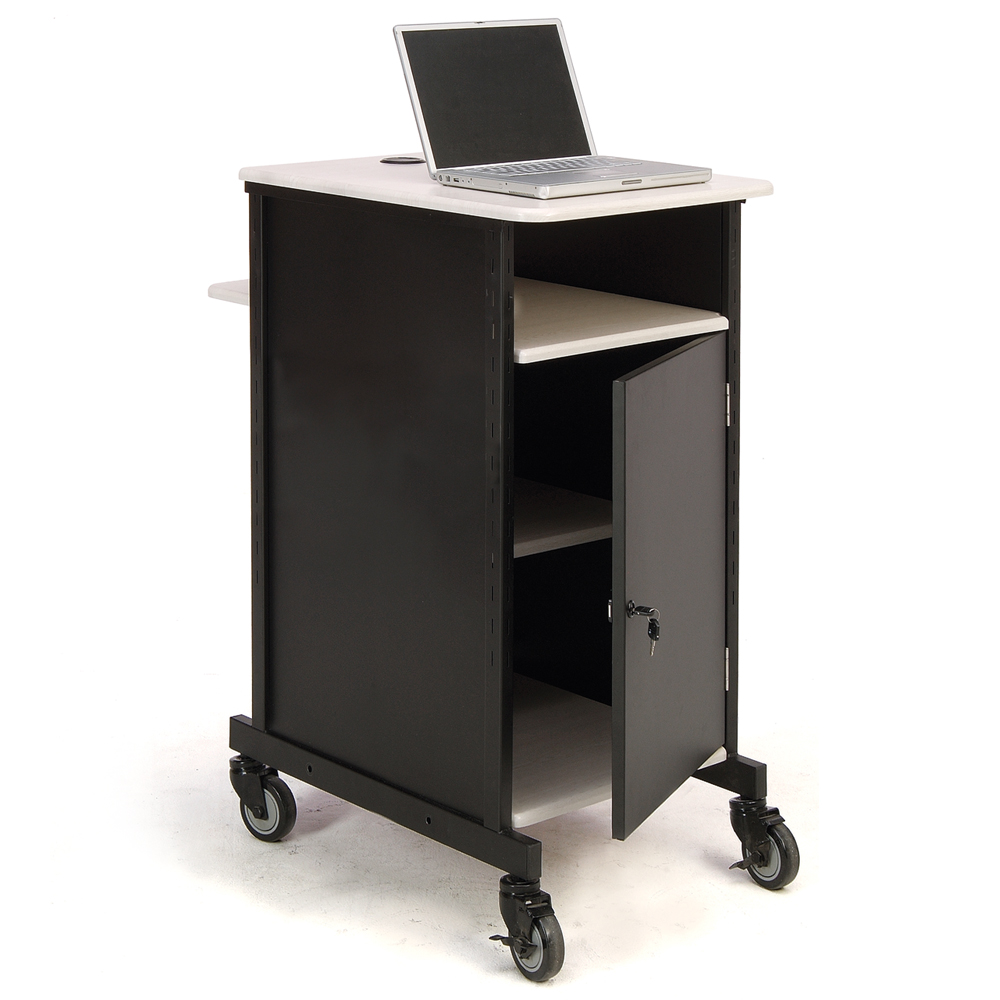 Oklahoma Sound® Jumbo Presentation Cart