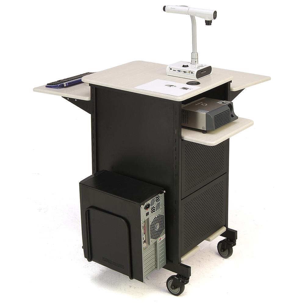 Oklahoma Sound® Jumbo Plus Presentation Cart