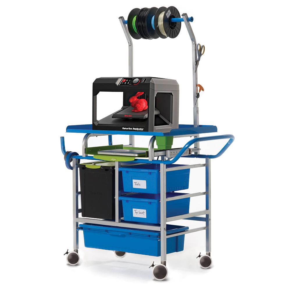 Copernicus 3D Printer Cart - Premium Model