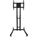 LUXOR|H.WILSON Adjustable Height TV Stand - up to 70