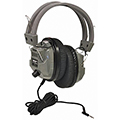 Hamilton™ SC-7V Schoolmate Deluxe Stereo/Mono Headphone with Volume Control