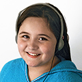 HamiltonBuhl® SchoolMate HA2 Personal Foam Ear Cushion Headphones