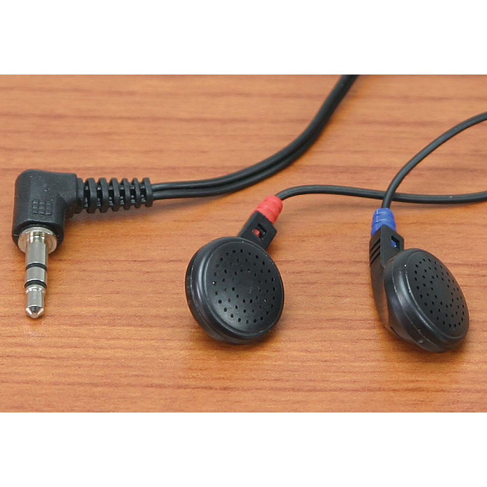 Disposable In-Ear Earbud Listening Kit