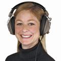 AVantage™ AV15 Premium Mono/Stereo Switchable Headphones