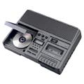 EIKI 5-Student CD/Cassette Player/Recorder