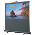 DRAPER®DRAPER® Piper Portable Floor Screen - CLEARANCE