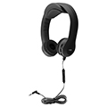 HamiltonBuhl®  Flex-phones Teen Headphones - w/Mic & Volume Control