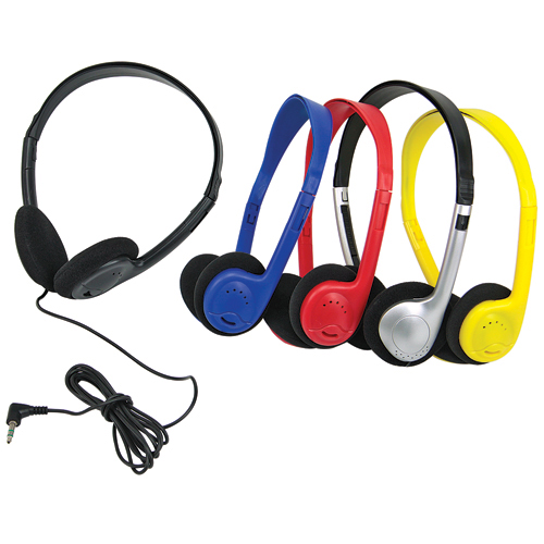 Personal Stereo Headphone With Volume Control
