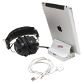 CALIFONE® iPad Jack Box/Charging Stand