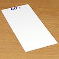 Pre-Printed CD Category Cards