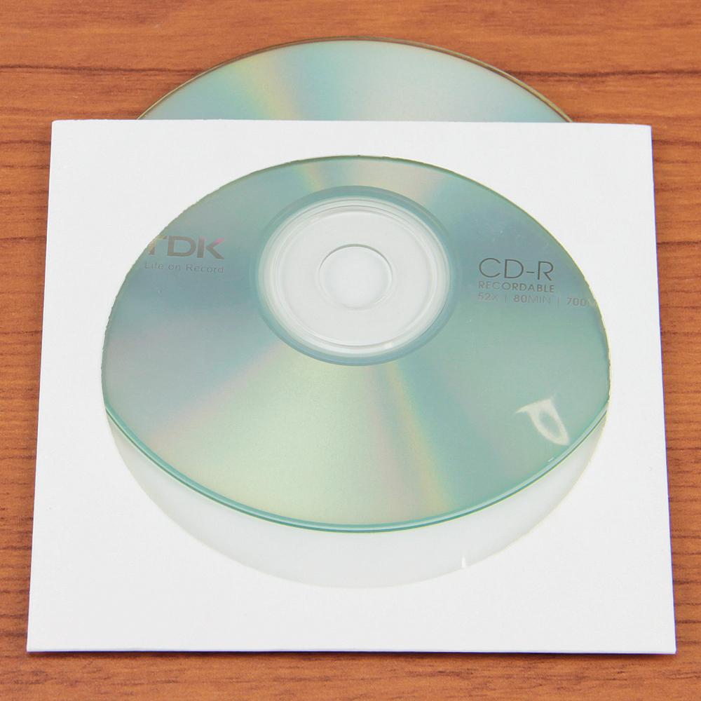 Paper Sleeves - 10/Pkg