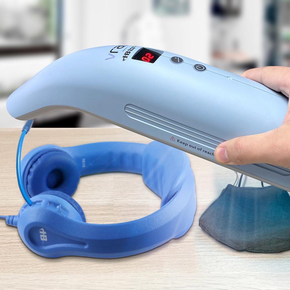 HamiltonBuhl®HygenX™ Vray Portable UV Sanitizer