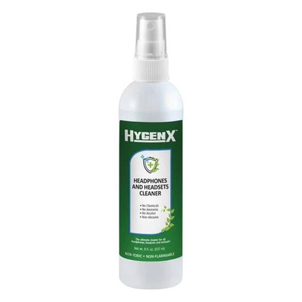 HamiltonBuhl® HygenX™  Headphone and Headset Cleaner 8oz Spray