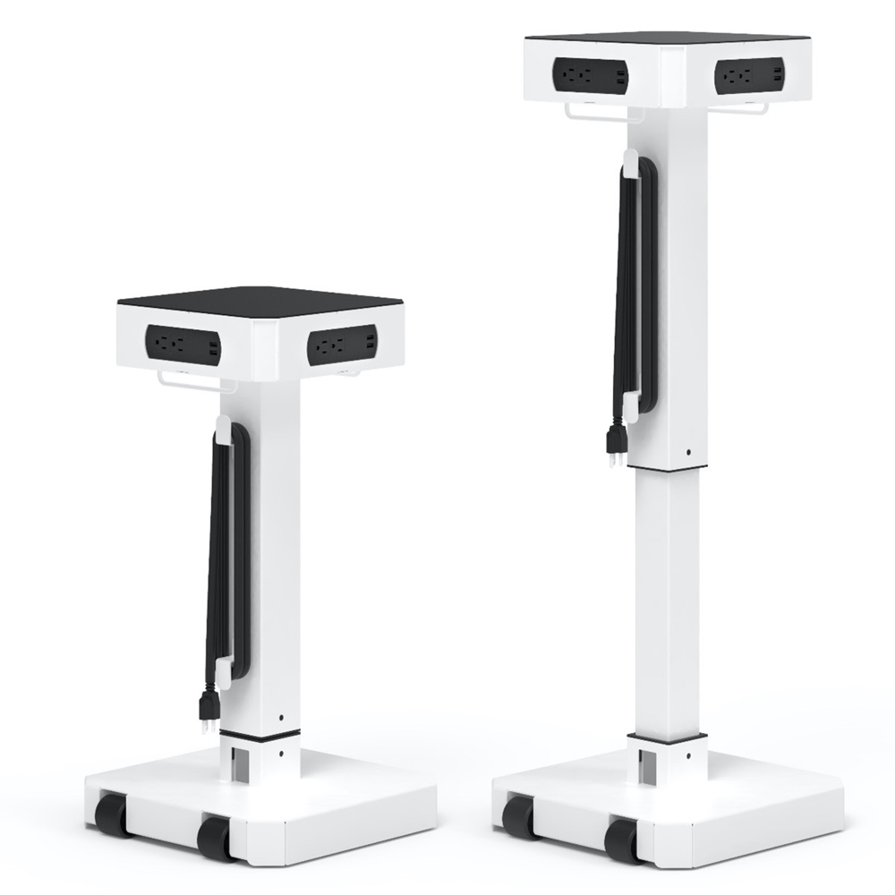 LUXOR|H.WILSON LuxPower Mobile AC & USB Charging Tower