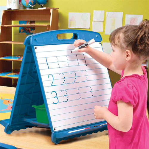 Copernicus Double-sided Table Top Easel