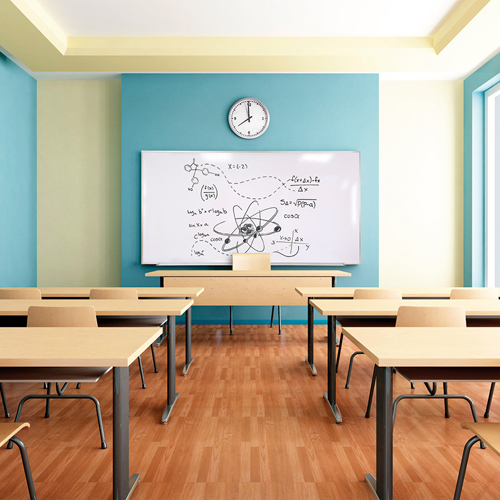 ghent® Magnetic Porcelain Steel Whiteboards
