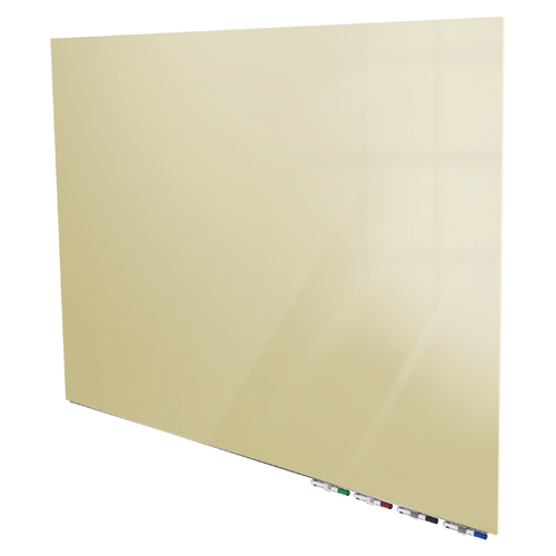 ghent® Aria Low Profile Magnetic Glassboards