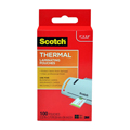 Scotch® Thermal Laminating Pouches - 5-mil, 2