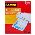 Scotch® Thermal Laminating Pouches - 3-mil, 11