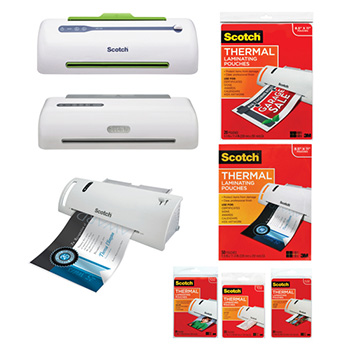 Scotch® Thermal Laminators