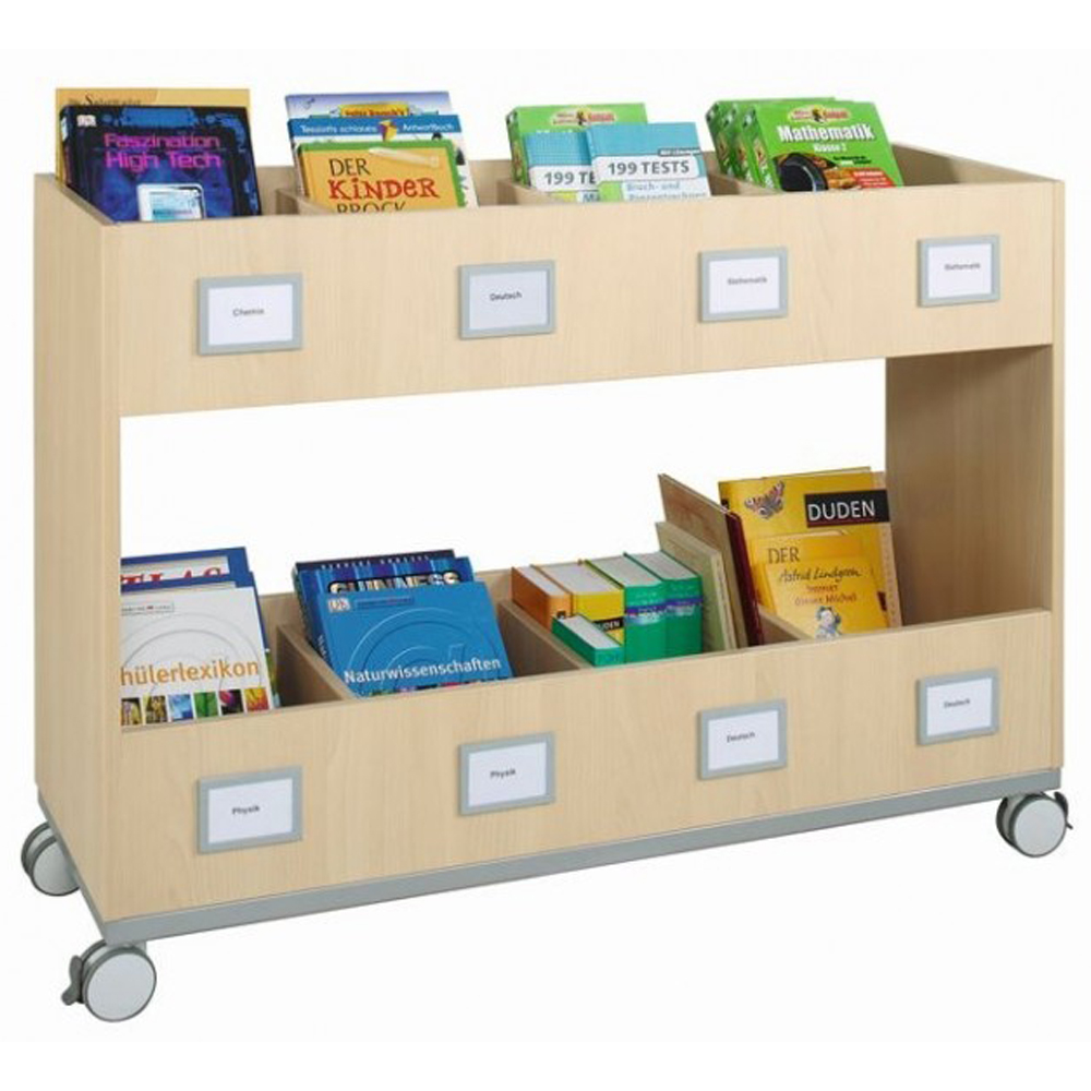 HABA® Book Wagon