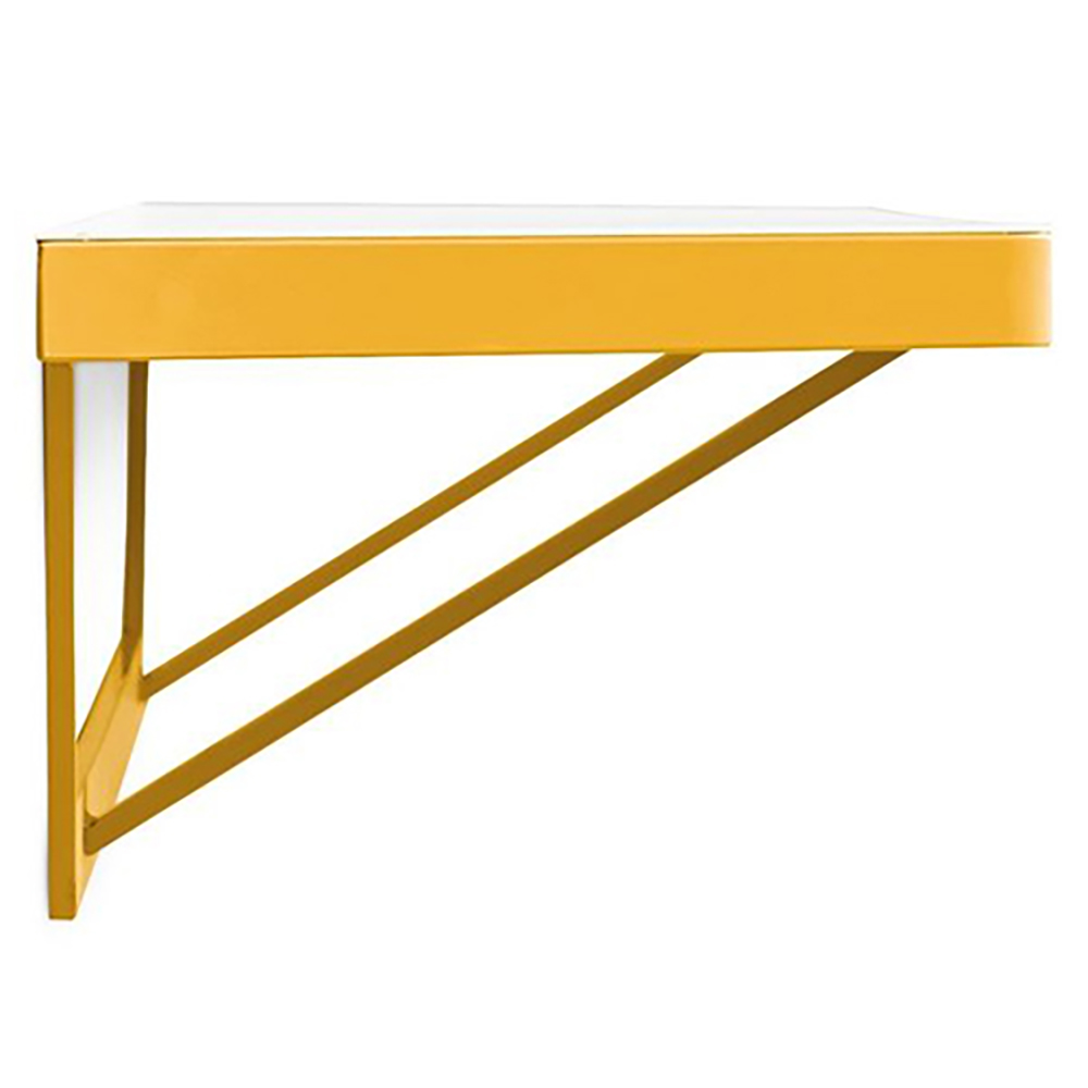 """HABA® set.upp Collabortive Seating - Wall Table, 9-1/2""""H x 39-1/2""""W x 14""""D"""