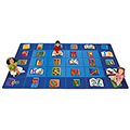 Carpets for Kids Reading By the Book - 8 ft. 4