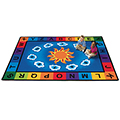 Carpets for Kids Sunny Day - 5 ft. 10