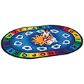 Carpets for Kids Sunny Day - 6 ft. 9