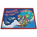Joy Carpets Books Can Take You Anywhere™ Rug