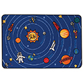 KIDS Value Rugs™ Spaced Out - 4 ft. 6