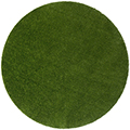 Joy Carpets GreenSpace™ Grass Rug -  7 ft. 6 Round