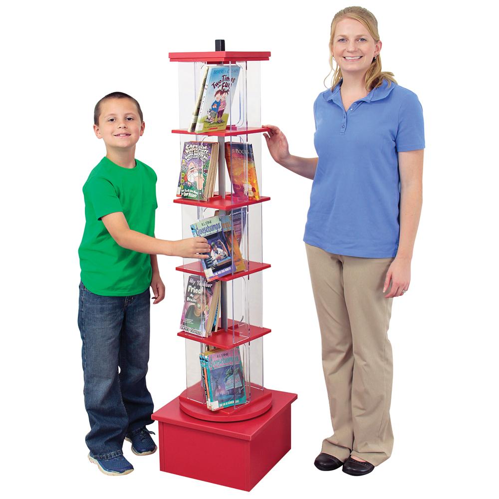 MAR-LINE® Junior Multimedia Rotor Displays - Single Tower