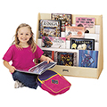 Jonti-Craft® Pick-A-Book Display - Single-Sided