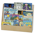 Wood Designs™ Double-Sided Big Book Display