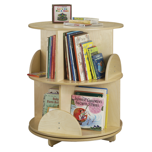 Whitney Brothers® Multimedia Carousel - 2 Level