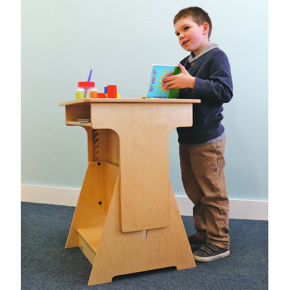Whitney Brothers® Convertible Student Desk