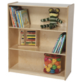 Wood Designs™ Children's Bookshelf - 3 Shelves, 42-1/8