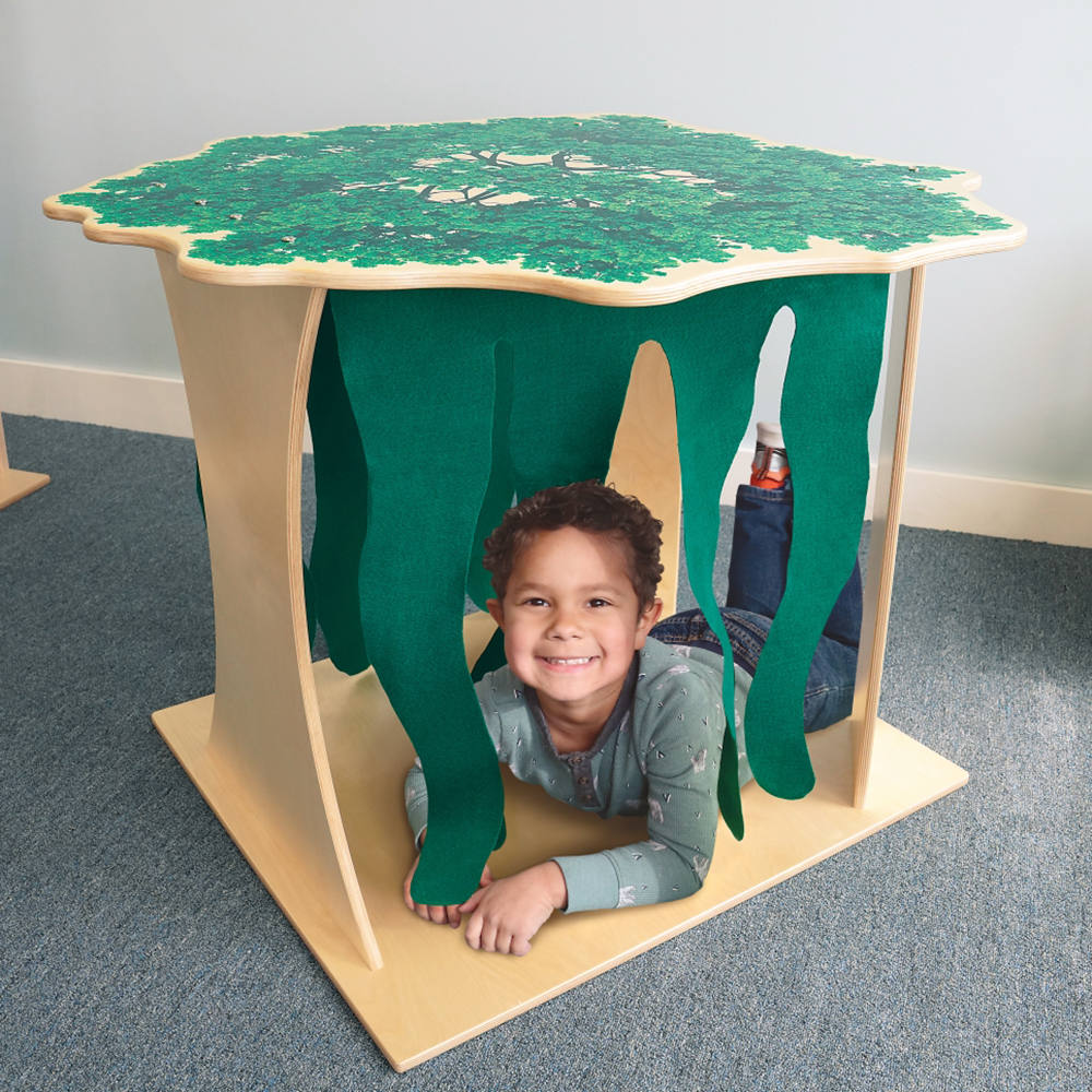 Whitney Brothers®  Jungle Tree House