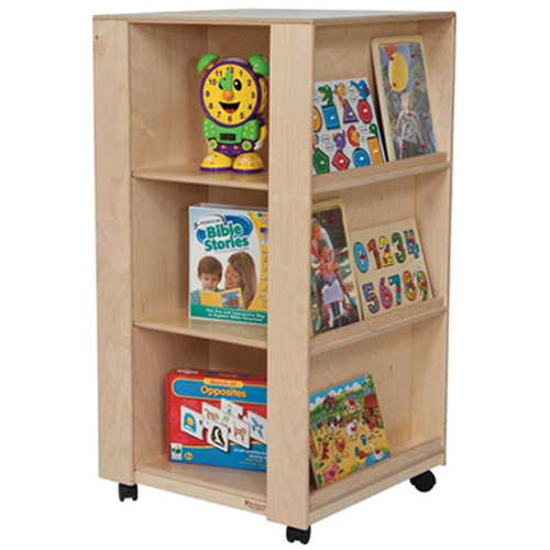 Wood Designs™ Mobile Library & Display Center