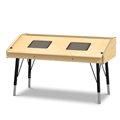 Jonti-Craft® Tablet Table - Double Stationary