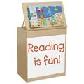 Wood Designs™ Big Book Easel - Write-n-Wipe Front