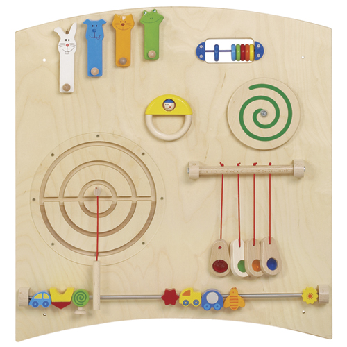 HABA® Interactive Learning Wall - Curve