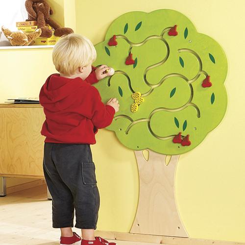 HABA® Wooden Play Wall Decoration - Fruit Tree