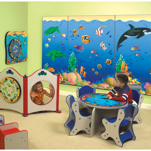 Playscapes® Seascape Mural - Small