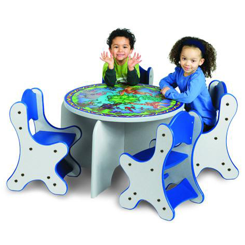 Playscapes® Animal Families Table & Chairs