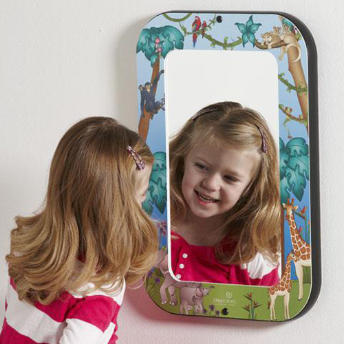 Playscapes® Animal Families Mirror