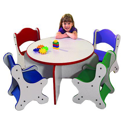 Playscapes® Friends Table & Chairs Set